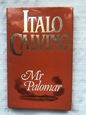 Italo Calvino Mr Palomar 1st Ed HB w DW