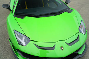 Novitec Visible Carbon Trunk Lid With Ducts - Lamborghini Aventador SVJ