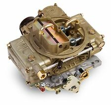 Holley 0-80551 600CFM Universal Marine Carb Factory Refurbished 4bbl