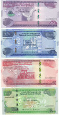 ETHIOPIA 2020 set 4 banknotes 10 - 200 birr UNC #B
