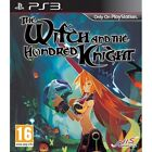 The Witch And The Hundred Knights Game PS3 Sony PlayStation 3 PS3 Brand New