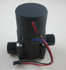 """G1/2"""" Micro-hydro Water Flow Generator Portable Charger Hydroelectric"""