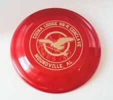2014 Section SR-9 Conclave - Coosa Lodge 50 Frisbee - -