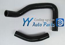 Toyota AE86 4A-GEU silicone radiator hose kit  Black