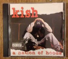 "Kish ""Nation Of Hoods"" 1994 G Funk, East Coast Hip Hop, Wio-K, K-Cut Main Source"