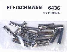 Fleischmann 6436 H0 - Metallübergang- Verbinder NEU & OVP