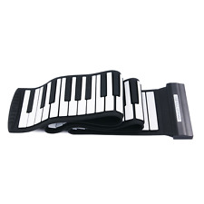 DHL Free Ship Roll Up Piano 88 Keys ,Karaoke Silicone Electronic Keyboard