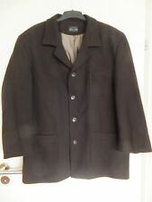 HERREN JACKE JOHN SLIM CASUAL CLOTHES BRAUN GR. 56 NEUWERTIG!