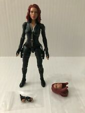 "Black Widow Avengers - Marvel Legends - Mandroid Wave - 6"" Loose Action Figure"