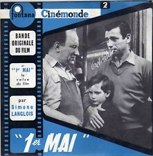 BOF PREMIER MAI MICHEL EMER SIMONE LANGLOIS FRENCH EP OST
