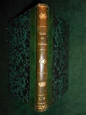 § DECATIN Guide du touriste à Notre-Dame du Puy-en-Velay - 1860 §