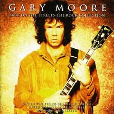GARY MOORE - BACK ON THE STREETS [CD]