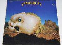 America Alibi - Ger 1980 -  Electrola 1C 064- 86 201  OIS Vinyl LP washed NM