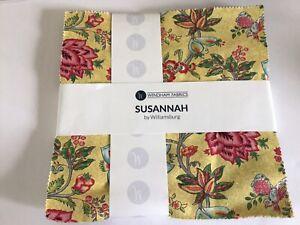 Susannah by Williamsburg Windham Fabric Layer Cake