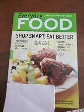 EVERY DAY EVERYDAY FOOD MAGAZINE FROM KITCHENS OF MARTHA STEWART MAY 2012 #92