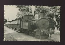 IOM Isle of Man MANX Railway Used 1960 RP PPC