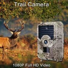 Hunting Camera Cam Photo Trap Night Vision Trail Camera HD 1080P Wild Hunter New