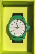 New Breo Polygon Watch In Green