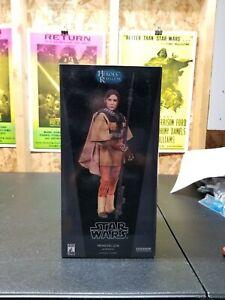 Star wars Sideshow Princess Leia As Boushh