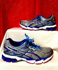 ASCIS GT 1000 SZ 7D T3RGN GRAY/BLUE/PINK RUNNING/MULTI-USE ATHLETIC SHOES EU 38