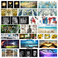 Full Round 5D DIY Diamond Painting Decoration Embroidery Wall Art Home Decor