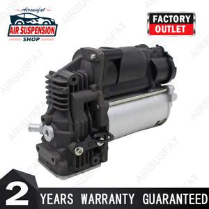 For Mercedes Benz GL ML W164 X164 w/Airmatic Air Suspension Compressor Pump New