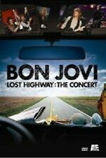"BON JOVI ""LOST HIGHWAY - THE CONCERT"" DVD NEW!"