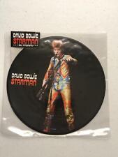 """David Bowie   - Starman RARE 7"""" PICTURE DISC RSD rare"""