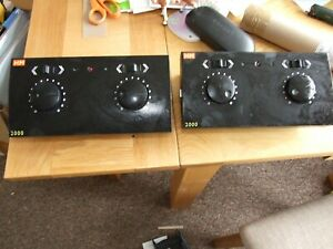 2 Hornby Power Control Boxes