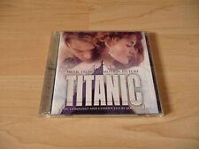 CD Soundtrack Titanic-James Horner - 1997-Celine Dion
