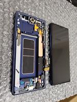 Mint Samsung Galaxy Note 9 Note9 N960 LCD Digitizer Frame Ocean Blue - Issue