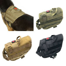 Tactical Coat Harness K9 Dog Work Service Hunting T-Shirt Goods for Dogs
