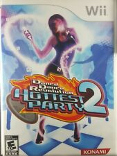 Dance Dance Revolution Hottest Party 2 Software Only For Wii Music Complete