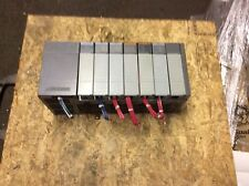 Allen-Bradley power supply #1746-P2, 7 slot rack #1746-A7, 5/02 CPU #1747-L524