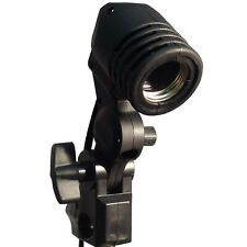 E27 E26 Bulb Holder Socket Umbrella Swivel Bracket Photo Light Lamp Mount New