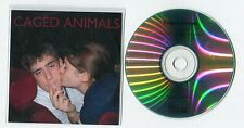 Caged Animals-CD-PROMO-Cindy + Me © 2013-uk-2 - Track-CD incl. instrumentale