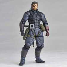 METAL GEAR SOLID V - Revoltech Vulcanlog N.004 Venom Snake Sneaking Suit Ver.