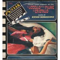 Ennio Morricone Lp Vinile L'Uccello Dalle Piume Di Cristallo Cinevox Nuovo