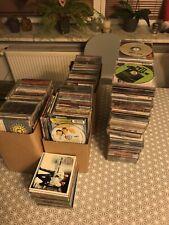 CD Samlung groß - 340 Stück - EDM - Techno - Trance - Progressive - House -