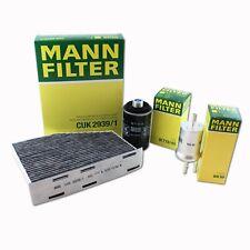 MANN-FILTER Oil Cabin Fuel FiltersRAPKIT115 fits VW GOLF MK VI 5K1 2.0 GTi