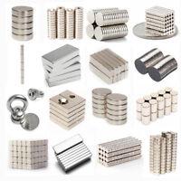 Magnet starke Neodym Super Magnete Quader Scheiben Für Pinnwand Kühlschrank