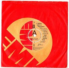 """""""DEMO"""".STEVE HARLEY & COCKNEY REBEL.LOVE'S A PRIMA DONNA """"S/M VERSIONS.UK 7"""".VG+"""