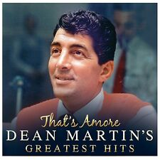 THAT'S AMORE DEAN MARTIN'S GREATEST HITS - 2 CD SET Dean Martin NEW & SEALED