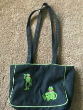 Kermit the Frog Purse The Muppet Show Bag One of Kind purse handbag Great!
