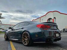Für BMW F06 Gran Coupe Heckspoiler Spoilerlippe Lippe Spoiler Heckspoilerlippe