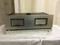 DENON POA-1001 POA1001 Power Amplifier Amp Used Rare from Japan