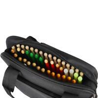 Drumsticks Drum Sticks Shoulder Bag Black Backpack for Percussion Drum