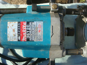 USED Makita 3612C Router 9000-23000RPM working Condition