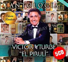 Victor Yturbe El Piruli Antologia 5CD Yo Lo Comprendo Veronica Me Esta Gustando