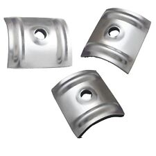 100 Kalotten aus Aluminium für Sinus Profil 76/18 Wellplatten Lichtplatten PVC
